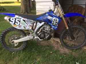 Yamaha yz 250 f 2006 Stratford Kitchener Area image 3