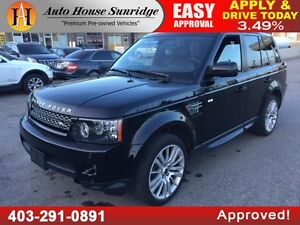 2013 LAND ROVER RANGE ROVER HSE LUXURY NAVIGATION BACKUP CAMERA