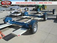 Tow dolly - electric brakes, premium quality $1999