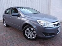 Vauxhall Astra 1.6i Design 16v ....with Half Leather Interior, and Piano Black Trim, Fabulous Value