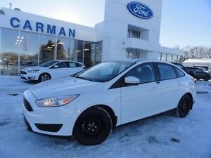 2016 Ford Focus SE, COMES WITH SUMMER & WINTER TIRES!