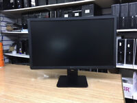 (SEVERAL AVAILABLE) Dell E2214HB Black 21.5 inch 5ms LED Backlight LCD Monitor