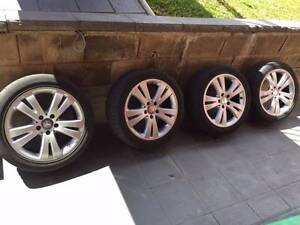 Mercedes C-Series Genuine Wheels Qty 4 Ryde Ryde Area Preview