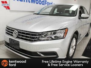 2018 Volkswagen Passat Trendline+ FWD, with heated seats and a b