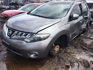 2009 Nissan Murano just in for parts at Pic N Save!