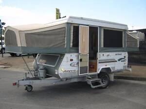 2003 Jayco Outback Hawk 12' Caravan Bungalow Cairns City Preview