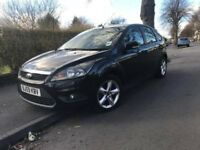 ford focus 1.6 tdci zetec 110bhp starts and drives needs lil tlc then will be a lovely motor barging