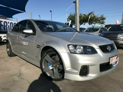 2012 Holden Commodore VE II MY12.5 SV6 Z Series Silver 6 Speed Manual Sedan Townsville Townsville City Preview