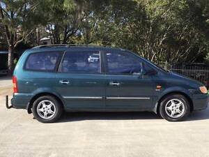 2003 HYUNDAI TRAJET, AUTO, 7 SEATER, LOW KM'S, REGO + RWC !! East Brisbane Brisbane South East Preview