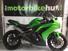 Kawasaki ER650F - FREE 3 MONTH WARRANTY - Nationwide Delivery Available