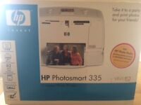 HP Photosmart 335 printer (photo's only!)