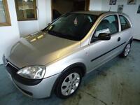 Vauxhall/Opel Corsa 1.2i 16v 2003 GLS