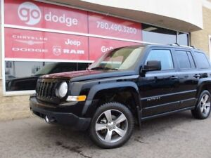 2017 Jeep Patriot HIGH ALTITUDE LEATHER NAV ROOF