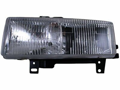 Left Headlight Assembly For Chevy GMC Express 1500 2500 3500 G3500 Savana ZJ95R8