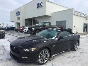2016 Ford Mustang GT Premium Convertible, MSRP of 59,498