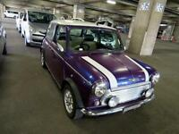 MODERN CLASSIC GENUINE MINI COOPER RARE AMARANTH PEARL PURPLE * LOW MILES
