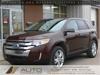 2012 Ford Edge Limited AWD ***LEATHER & MOONROOF***