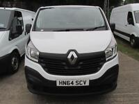 Renault Trafic Sl29dci 115 Business Van DIESEL MANUAL WHITE (2014)