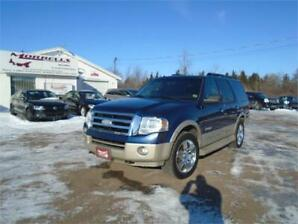 2008 FORD EXPEDITION !! LEATHER !! 4X4 !! Eddie Bauer