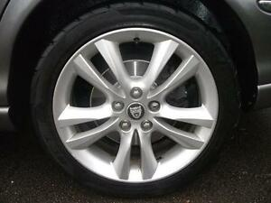 JAGUAR X TYPE REFURBISHED BERMUDA ALLOY WHEEL 17