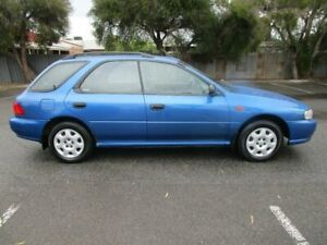 2000 Subaru Impreza MY01 GX (AWD) 4 Speed Automatic Hatchback Clearview Port Adelaide Area Preview