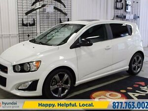2013 Chevrolet Sonic RS/AUTO/LEATHER/ROOF/POWER OPTIONS