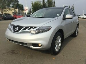 2014 Nissan Murano SL AWD Accident Free,  Leather,  Heated Seats