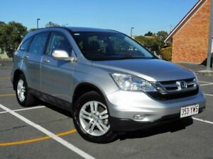 2012 Honda CR-V RE MY2011 Luxury 4WD Silver 5 Speed Automatic Wagon Chermside Brisbane North East Preview