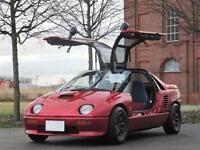 RARE INVESTABLE MODERN CLASSIC MAZDA AZ1 AZ-1 JDM CAR * ONLY 39000 MILES