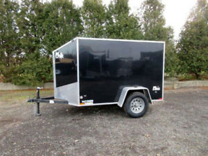 WANTED: 5' X 8' ENCLOSED TRAILER