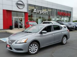 2014 Nissan Sentra S LOADED,AUTO,ABS,AIR,PW,PL