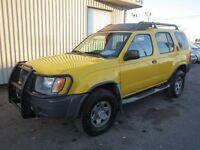 2000 Nissan Xterra 4x4 ( VEHICULE D'OCCASION) *GARANTIE 1 AN*