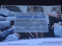 Stroke Care Partner Support Group