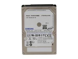 "Samsung 1T 2.5"" HD Lightly Used"