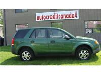 2003 Saturn VUE - low down payments - in house leasing