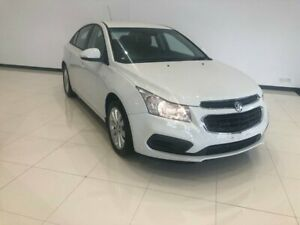 2016 Holden Cruze JH Series II MY16 Equipe White 6 Speed Sports Automatic Sedan South Grafton Clarence Valley Preview