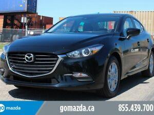 2018 Mazda Mazda3 GS W/MOONROOF MANUAL