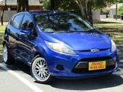 2011 Ford Fiesta WT CL Blue 5 Speed Manual Hatchback Melrose Park Mitcham Area Preview