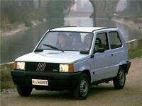 Classic Fiat Panda Wanted!