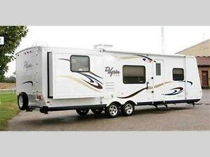 2009 Pilgrim Travel Trailer Ultra Lite