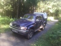 Wanted 4x4/2wd diesel Japanese pickups (hilux, l200, ranger, isuzu, hiace van)