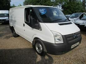 2013 Ford Transit 2.2TDC NO VAT T 280 SWB 100000 miles GUARANTEED DRIVE AWAY