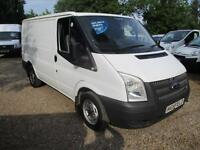 2013 Ford Transit 2.2TDC NO VAT T 280 SWB 90000 miles GUARANTEED DRIVE AWAY