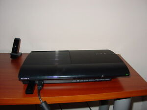 Ps3 250gb console , with 7 games