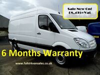 Mercedes-Benz Sprinter 2.1 CDI 313 MWB
