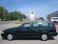 CERTIFIED !!! ONLY 188300 kms! 1998 Volvo V70 London Ontario Preview