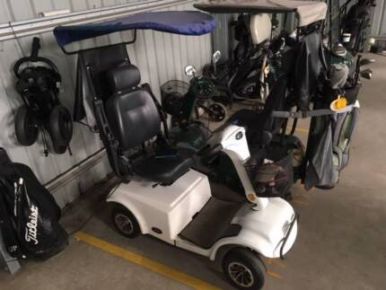 Round Rider golf scooter or ideal as a general mobility scooter Forrestfield Kalamunda Area Preview