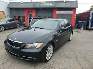2007 BMW 335I**FINANCEMENT 100% APPROUVER DISPONIBLE**BAS MILAGE