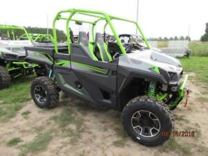 2018 TEXTRON/ARCTIC CAT HAVOC X BLOWOUT! 1 LEFT!