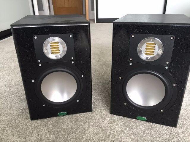 Unity Audio The Rock Mk 2 PAIR Active High End Studio Monitors